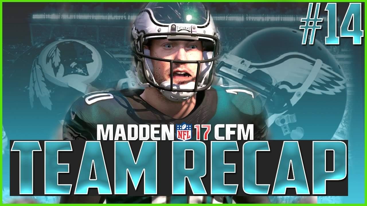 Madden NFL 17 Eagles