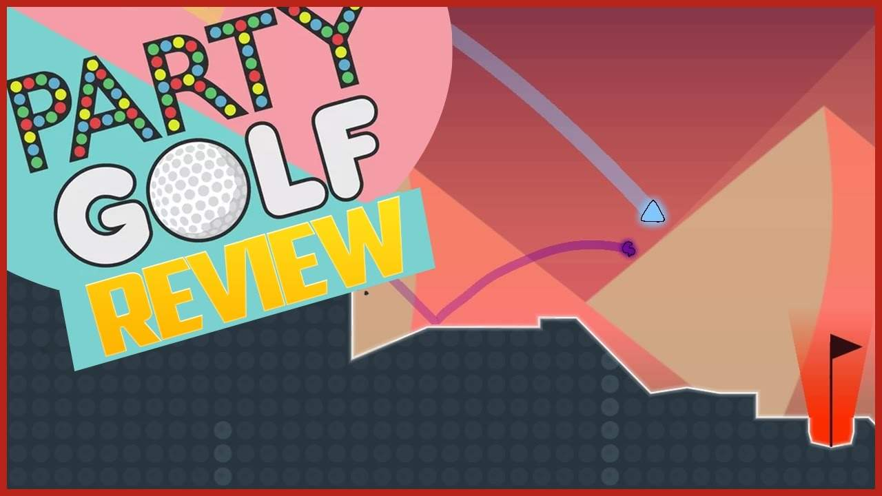 Party Golf Review (PS4): Gulf Fun for Everyone! - Sports