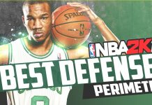 NBA 2k17 Defensive Tips Perimeter Defense
