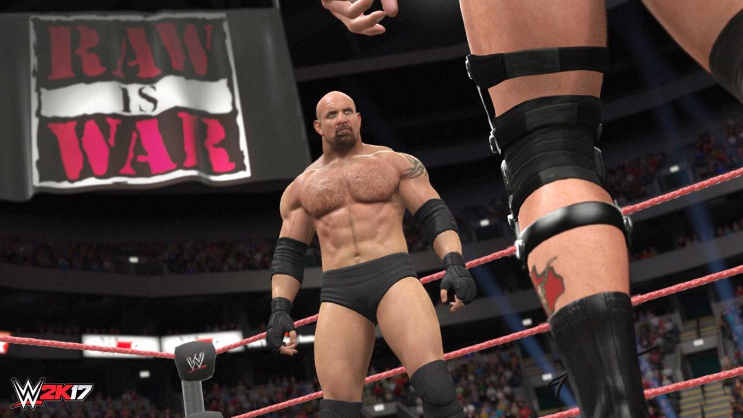 WWE 2K17 - New Moves Pack