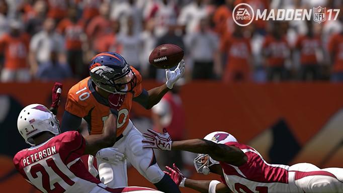Madden NFL 17 - Title Update 8