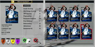 NBA 2K17 MyTEAM Hidden Gems Mo Williams