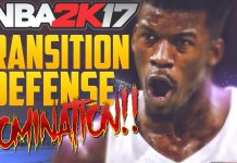 nba 2k17 defensive tips transition defense