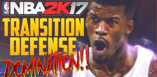 nba 2k17 defensive tips transition defense