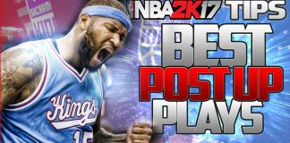 NBA 2K17 Tips & Tricks Demarcus Cousins