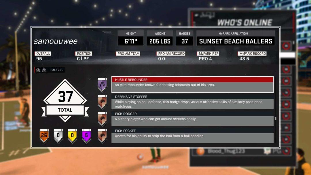 NBA 2K17 Hall of Fame