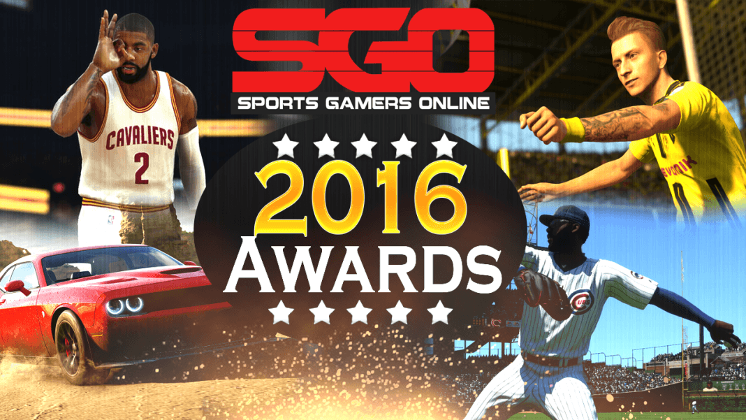 sports gamers online 2016 awards