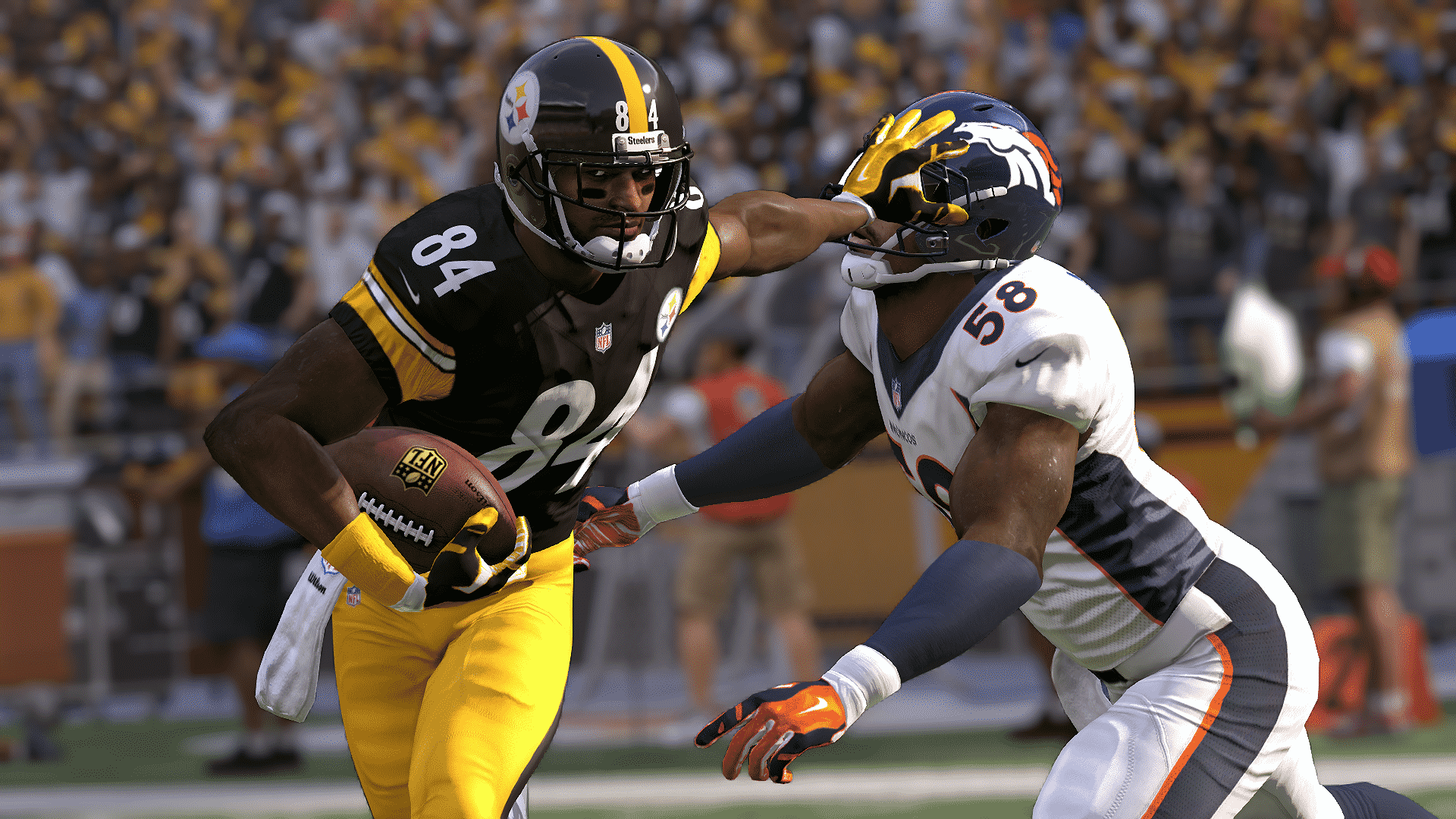 Madden 19 Antonio Brown