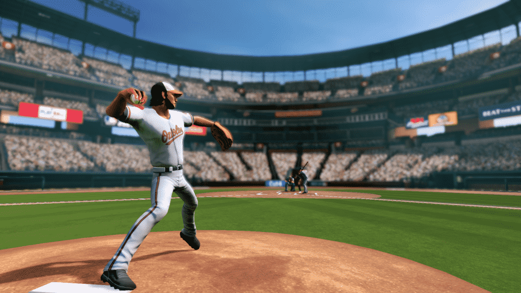 RBI Baseball 17 Gameplay