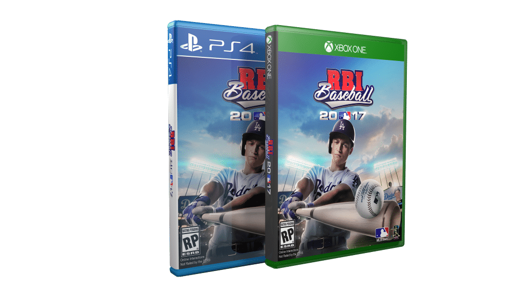 R.B.I Baseball 17 Covers