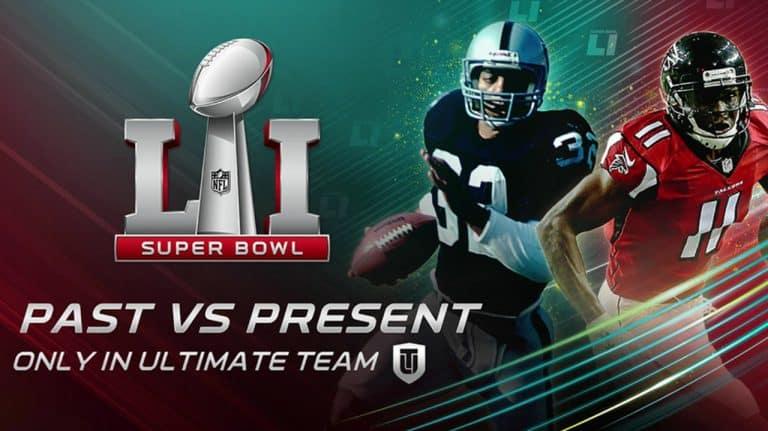 Madden NFL 17 Ultimate Team Super Bowl Promo