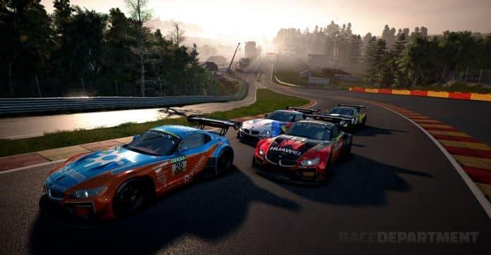 GTR 3 Announced