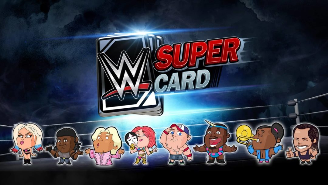 WWE SuperCard Season 3