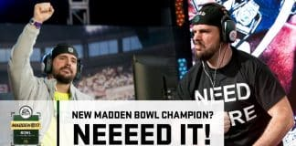 madden bowl winner