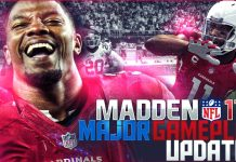 madden 17 gameplay update cardinals