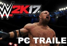 WWE 2K17 on PC