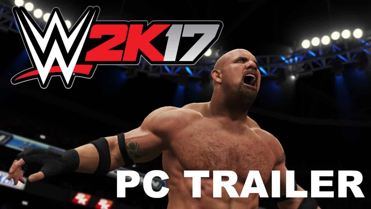 WWE 2K17 on PC