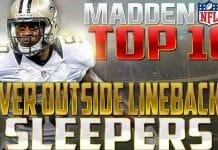 Madden 17 sleeper outside linebackers