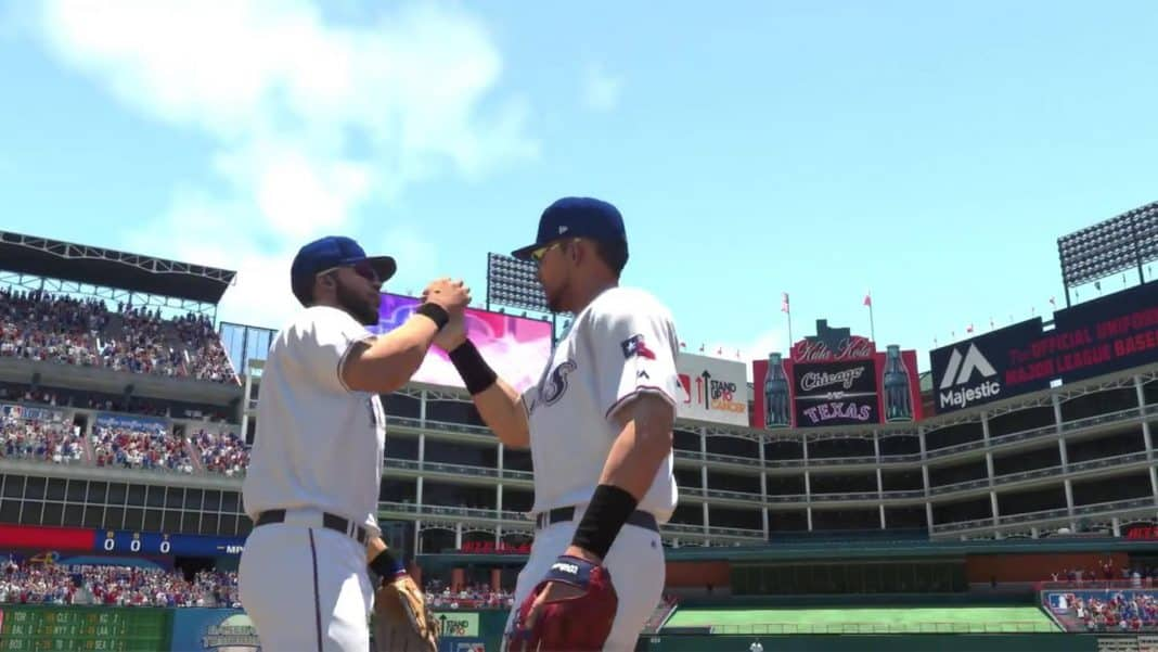 mlb the show 17 celebration