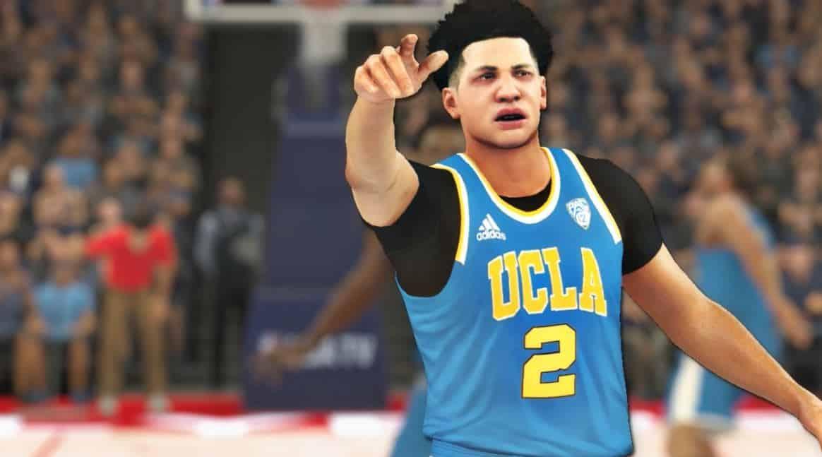 NCAA Basketball 2K17