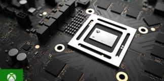 Project Scorpio Xbox One