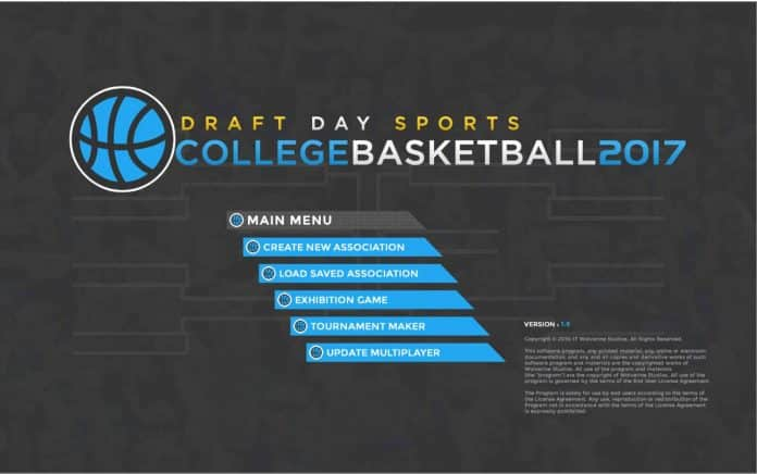 Draft Day Sports: College Basketball 2017