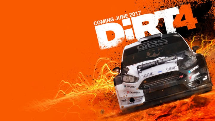 Dirt 4 Your Stage