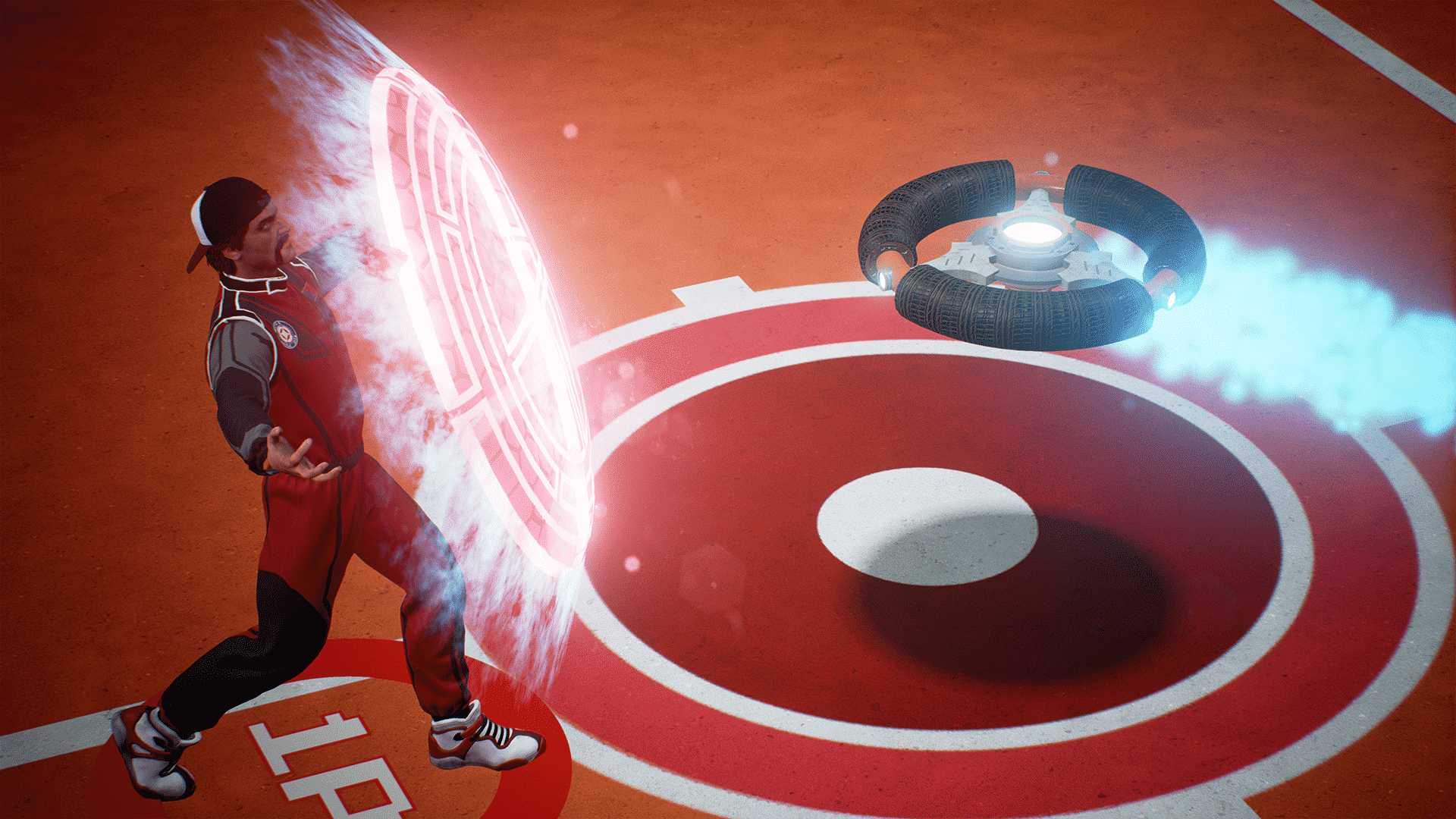 disc jam review  the next big indie sports game