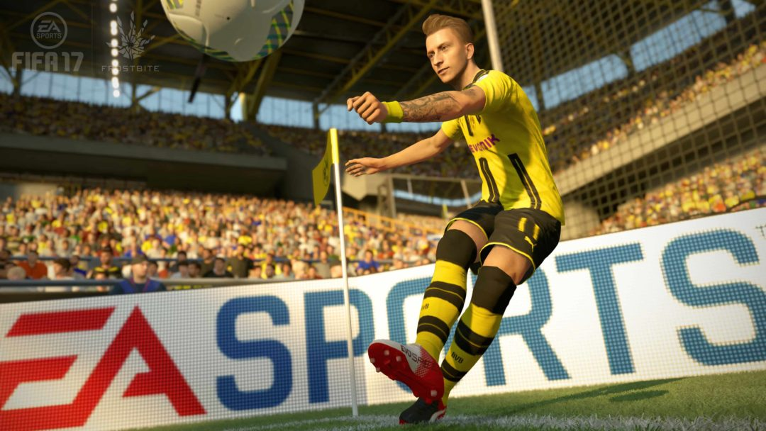 FIFA 17 Patch 1.08