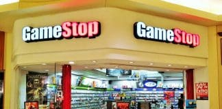 GameStop Sales Loss