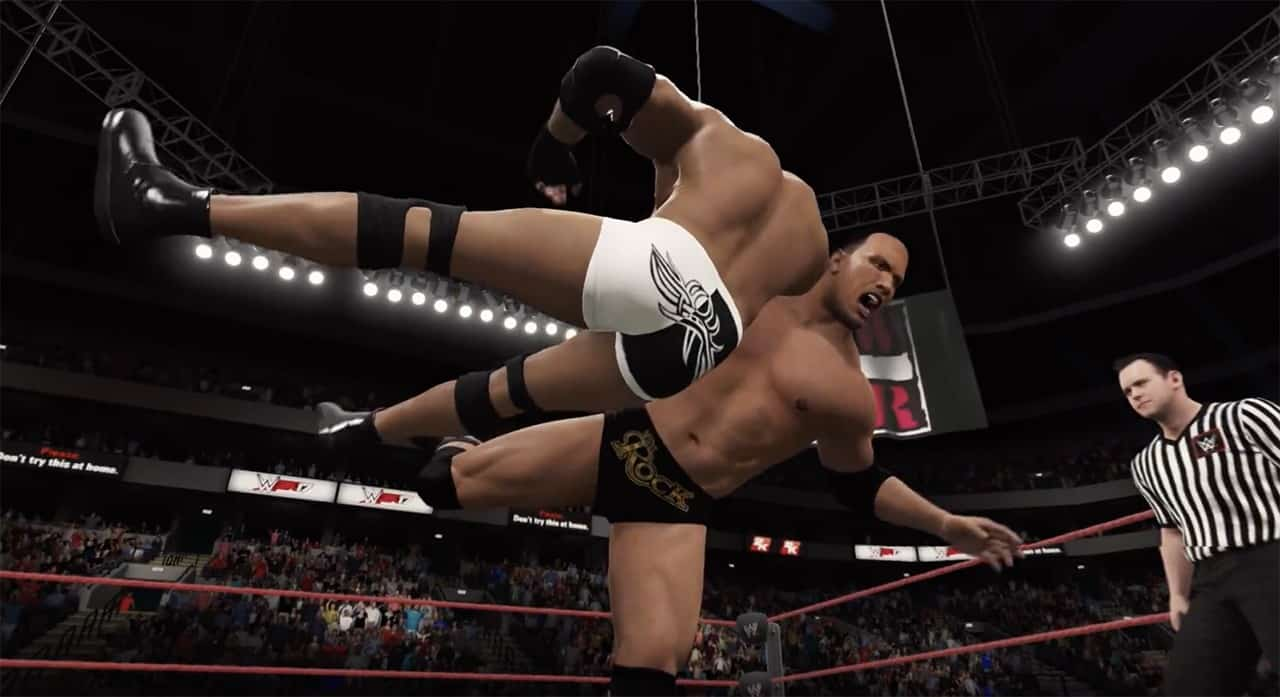 WWE 2K17 PC Patch 1.01