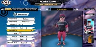 Super Mega Baseball 2 Customization