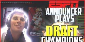 Madden 17 Draft Champions