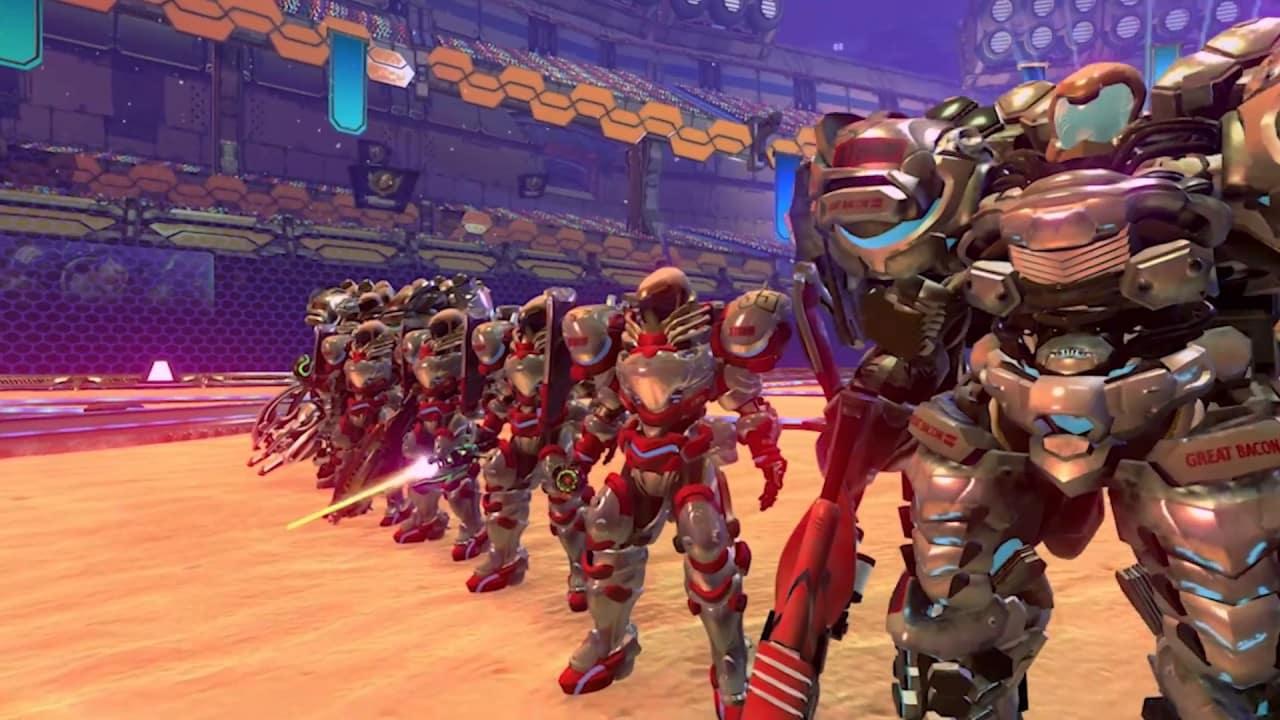 Touchdown: Armor League