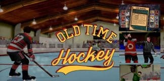 old time hockey full game