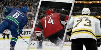 NHL 17 Roster Update