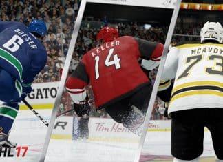 NHL 17 Roster Update