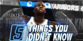 nba 2k17 top 5 things you didn't know badges