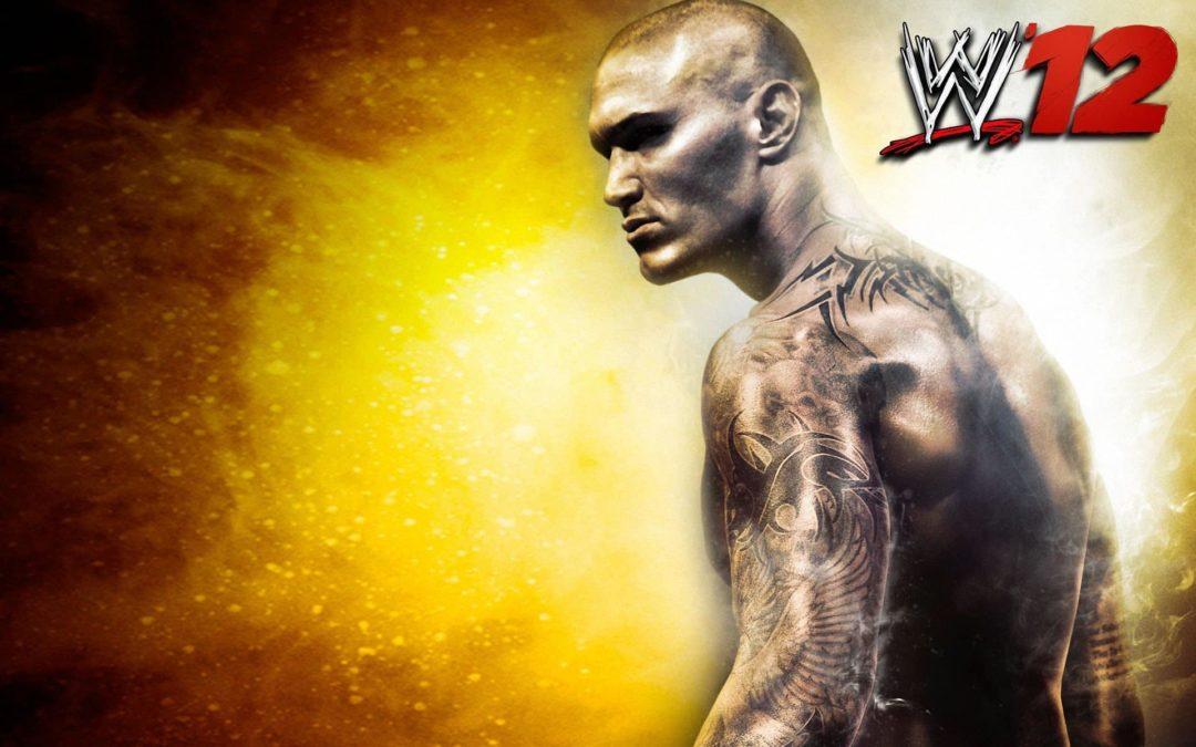 WWE 12 Randy Orton