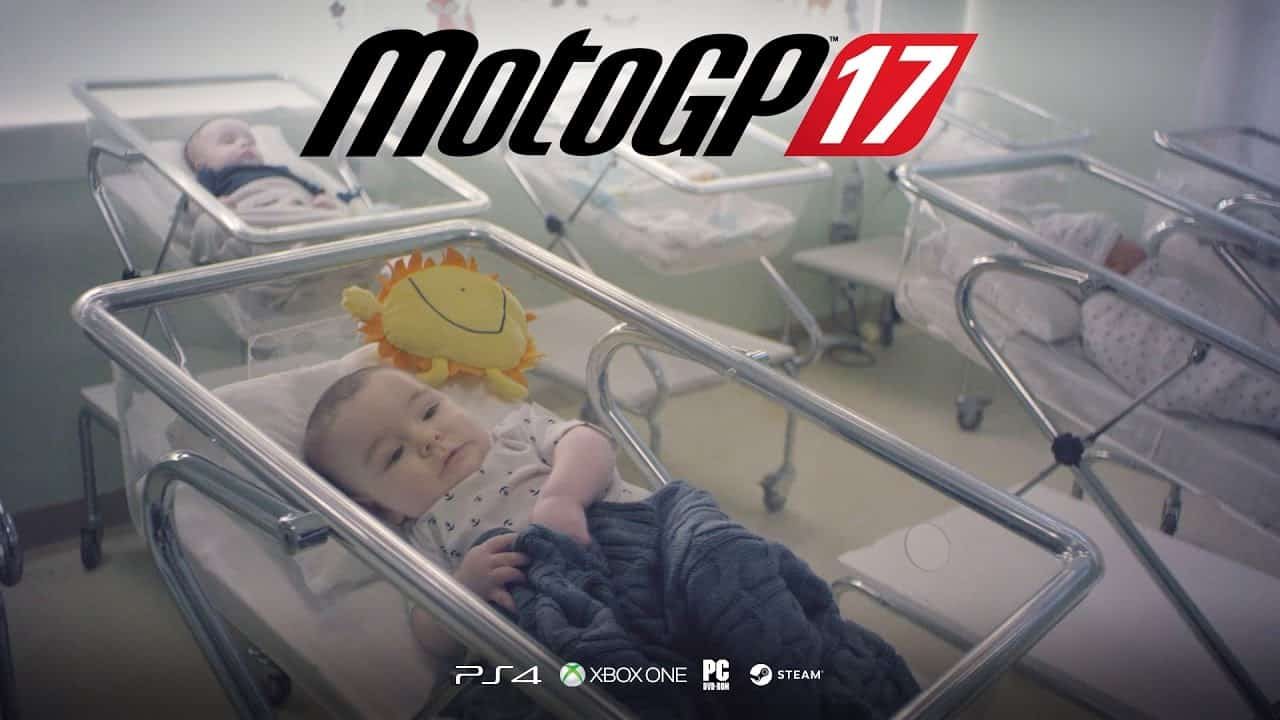 MotoGP 2017 Announced