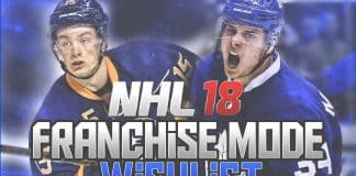 nhl 18 franchise mode wishlist