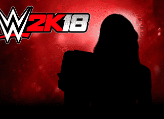Cover of WWE 2K18