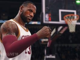 NBA Live 18 Gameplay