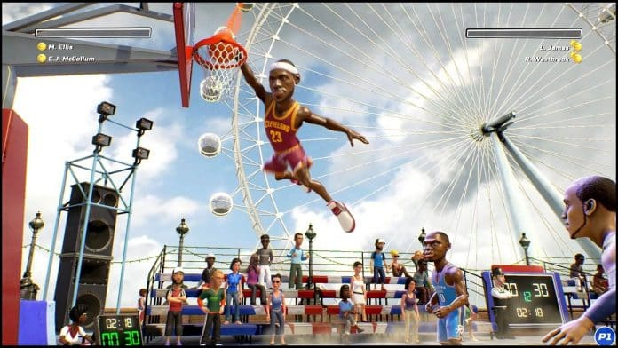 NBA Playgrounds Patch 1.0.3
