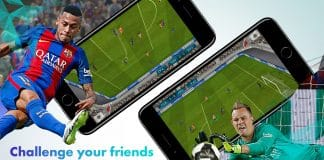 Pro Evolution Soccer Mobile 2017