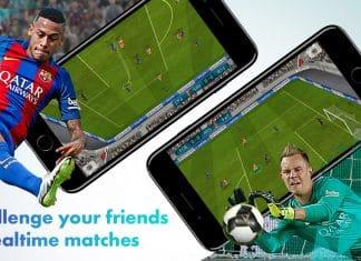 Pro Evolution Soccer Mobile 2017