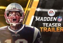 Madden 18 Teaser Trailer Brady