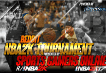 Reddit NBA2K Tournament