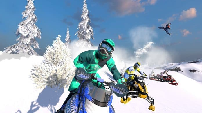 Snow Moto Racing Freedom