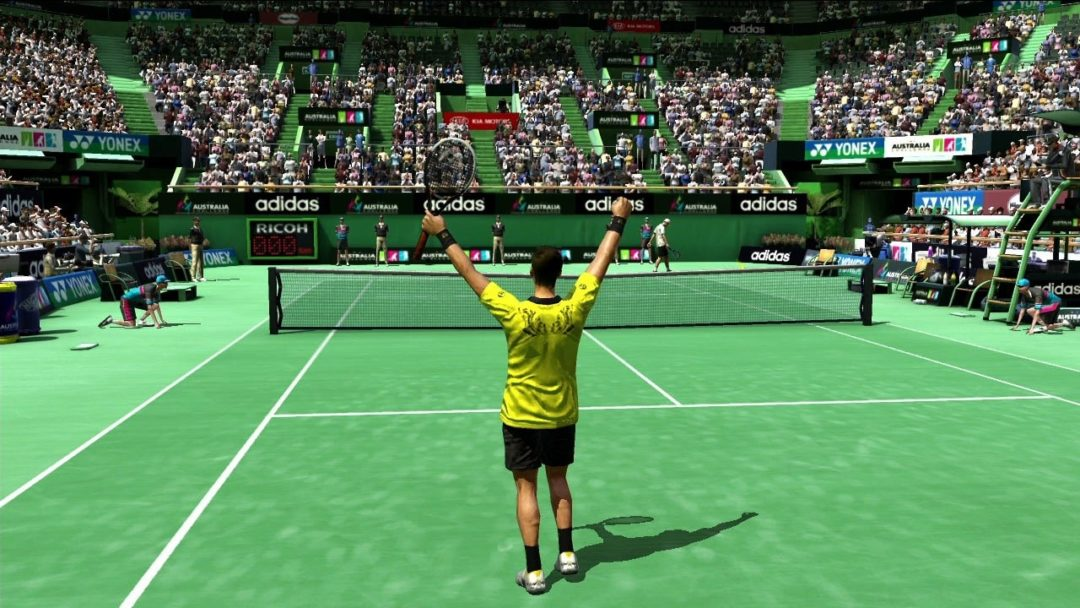 World of Tennis: Roaring '20s — online sports game ...